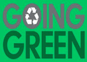 going green-logo